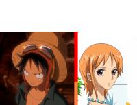 Luffy&Nami