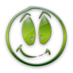 GreenSmileyFace :D