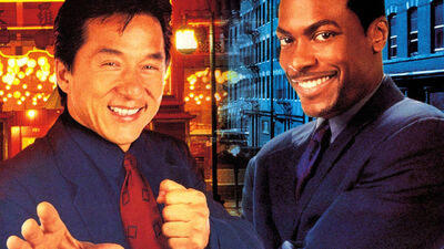 Reboot Camp: 'Rush Hour'