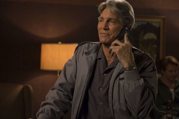 "Special guest Eric Roberts in the ""Coral Palms Pt.3"" episode of BROOKLYN NINE-NINE"