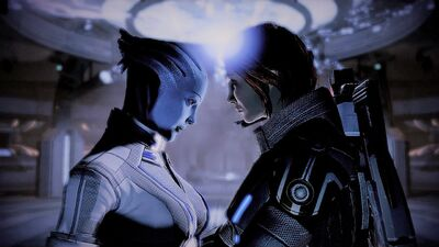 Sidequesting for Love: The 5 Best BioWare Romances