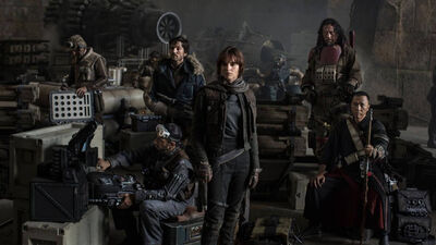 More Info on Disney's 'Rogue One' Reshoots