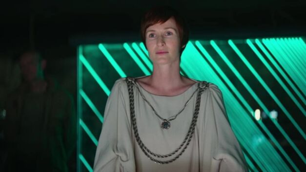 Mon Mothma rogue one star wars