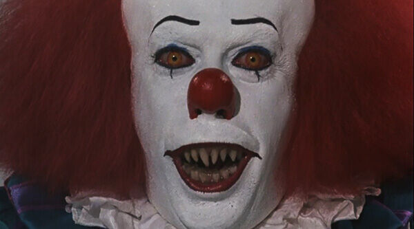 tim curry pennywise it joker