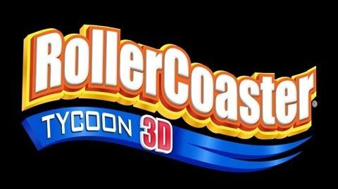 Roller Coaster Tycoon 3D Teaser Trailer HD