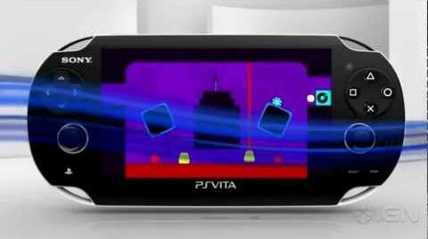 Playstation Vita Official Trailer (E3 2011)