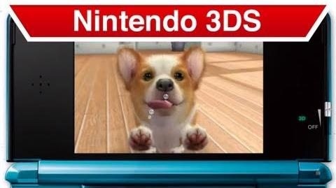Nintendogs Cats - Nintendo 3DS - Trailer