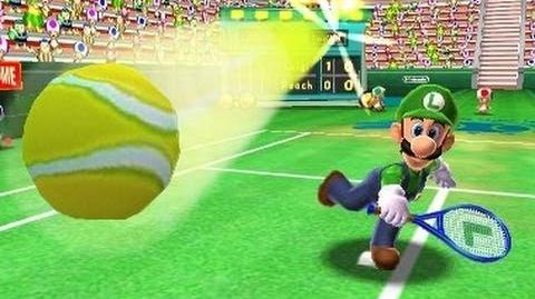 Mario Tennis Open - 3DS Trailer