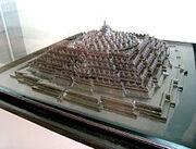 220px-Borobudur Architectural Model