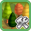 Forest Construction Research Icon