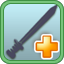 Hardened Swords Research Icon