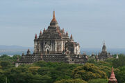 Bagan Temples IRL