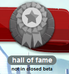 Hall of fame-beta