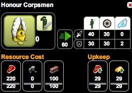 Honour Corpsmen