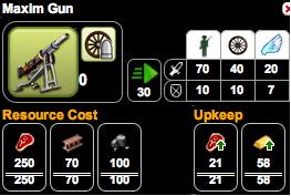 Maxim Guns