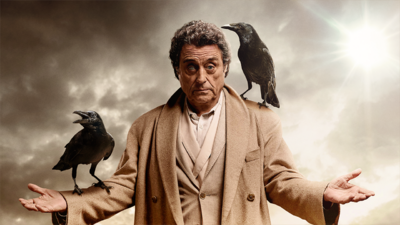 That Big 'American Gods' Twist Might Be Changed for the TV Show