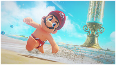 'Super Mario Odyssey' Feels Like The Perfect Blend of 'Galaxy' and 'Mario 64'