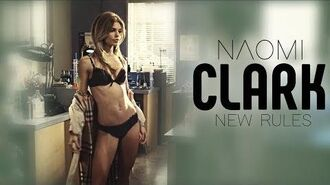 ►Naomi Clark - New Rules
