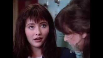 Beverly Hills, 90210 — Brenda asks about Kelly and Tiffany