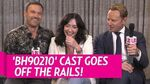 BH90210 cast go off the rails!