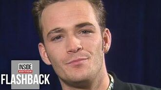 Luke Perry on Becoming America's Heartthrob 'It's Scary'