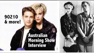 DDD Ep. 139 - The Morning Show Australia - An Interview