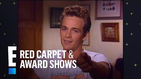 "E! Remembers ""Beverly Hills, 90210"" Star Luke Perry E! Red Carpet & Award Shows"