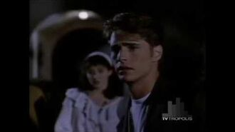 Beverly Hills, 90210 — Brenda and Dylan's first time meeting