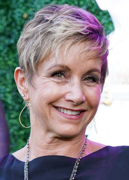 Gabrielle Carteris and family