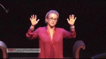 IT IS ABOUT TIME FOR EQUALITY Gabrielle Carteris TEDxCanonDriveWomen