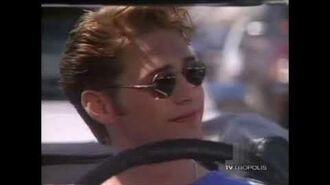 Beverly Hills, 90210 — Brandon's new car