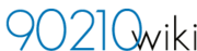 90210 Reboot Wiki logo