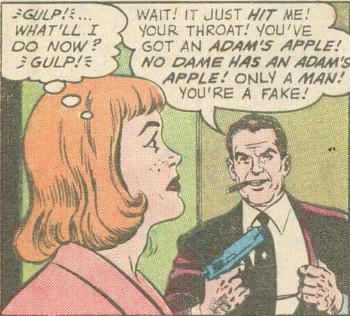 Jimmy Olsen #95 - Miss Jimmy 04