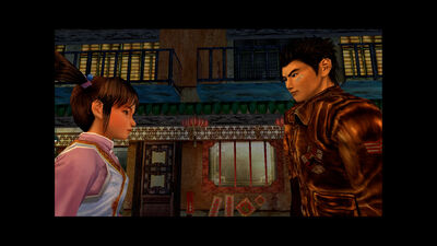 'Shenmue I' & 'II' Review: Forklifts, Fighting and Fantasy? I See…