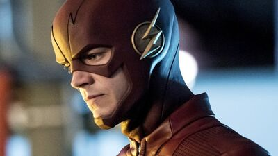 'The Flash' Season 5: What's With the 2049 Newspaper?