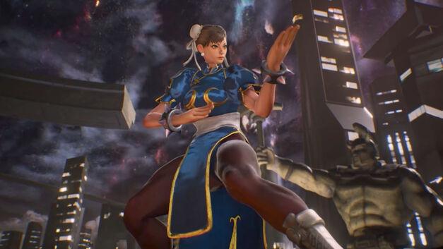 Chun-Li – Marvel vs Capcom Infinite Roster