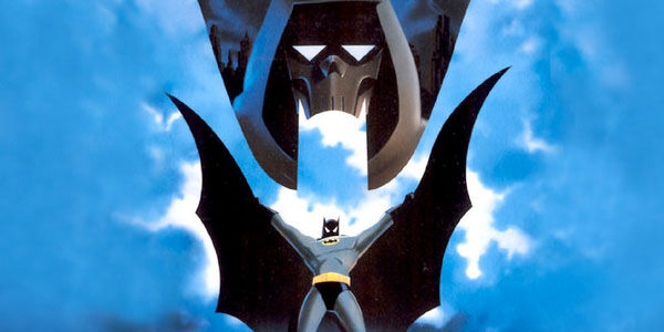 mask of the phantasm poster