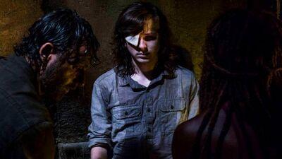 'The Walking Dead' Midseason Premiere: Carl's Fate Revealed