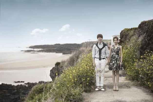 K-drama cliche jeju island