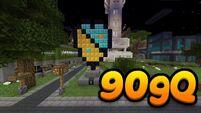 Minecraft på 90gQ (Adamde)