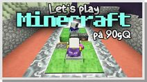 LP Minecraft på 90gQ S1 061