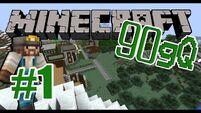 Minecraft på 90gQ (ToffeBacklin)