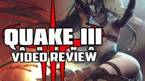 Quake III Arena PC Game Review