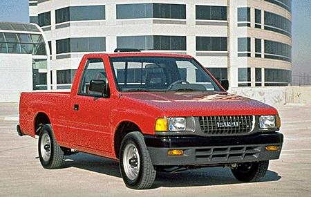 Isuzu Pickup/Hombre | Cars of the '90s Wiki | FANDOM ...