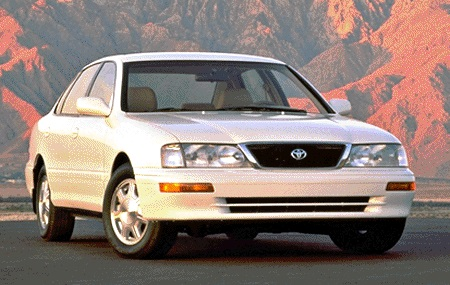 Toyota Avalon Cars Of The 90s Wiki Fandom Powered By