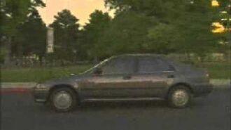 Honda Civic LX 4DR Sedan