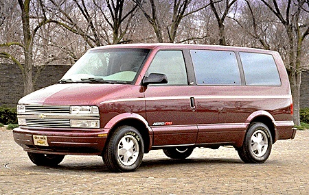 cad28d2850 Chevrolet Astro