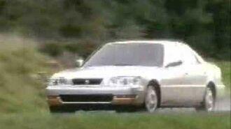 Acura TL 2.5L 4DR Sedan (1996)