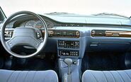 Concorde interior