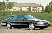 Buick Park Avenue Ultra 4DR Sedan (1995)